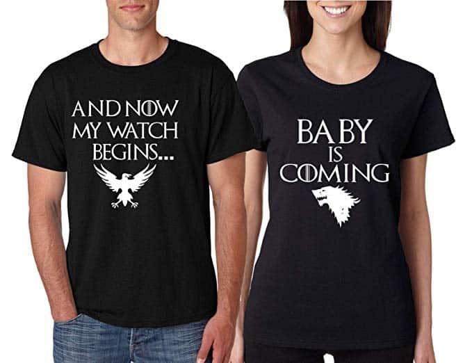Camisetas Para Parejas Originales Personalizadas