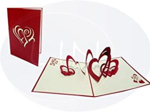 invitaciones de corazones