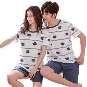 pijamas de parejas de verano