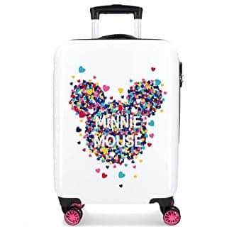 maletas de mickey con corazones
