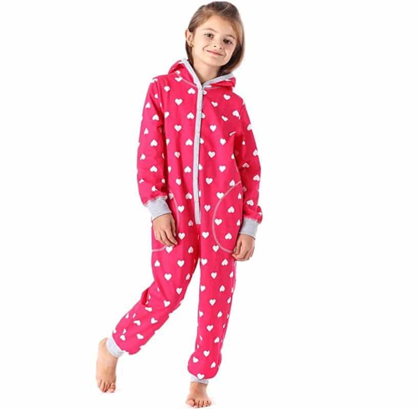 Pijamas de Corazones