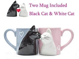 tazas de gatos para parejas