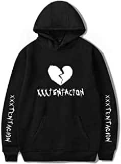 Jersey de corazones negro