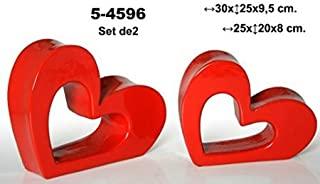 figuras con corazones