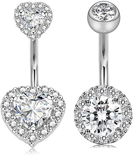 9K 14K 18K anillos de pezón oro sólido amarillo o rosa íntimo Piercing Joyería Fina