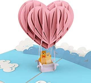 tarjetas de felicitacion por san valentin para amigos