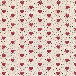 telas de corazones