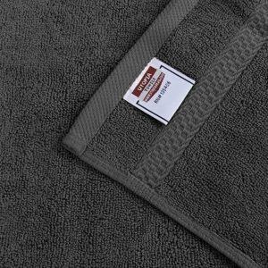 toallas grises