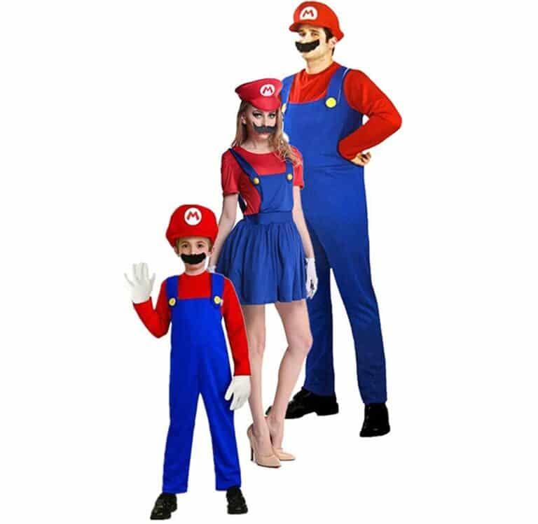 Disfraces Familiares para Halloween
