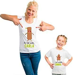 Camisetas Familiare