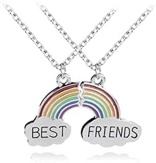 Colgantes de Mejores Amigo y Amiga