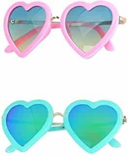 Gafas de Corazones