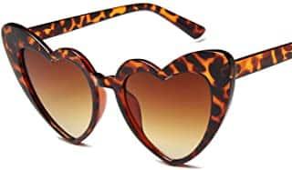 Gafas de Corazones lindas