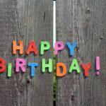 Cartas de cumpleaños para amigos