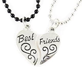 collares para mejores amigo