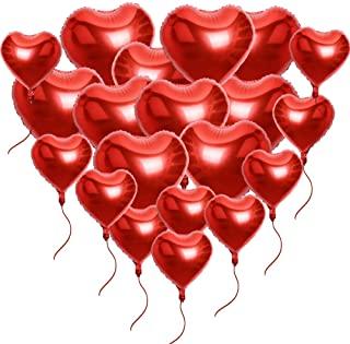 lobo de corazone con helio