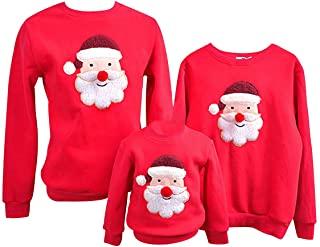 jerseys de navidad familiares