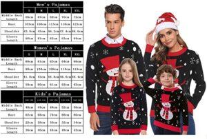 jerseys de navidad para familiares