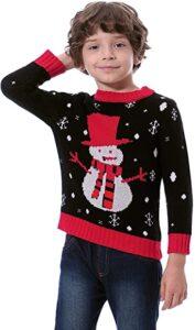 jerseys navidad familiar