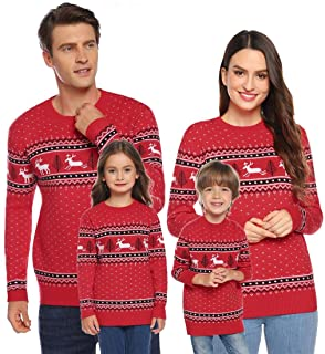 jerseys navidad familiares
